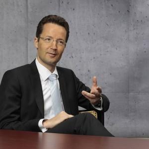 Uni-Rektor Lambert T. Koch © Jepp/Hänsel