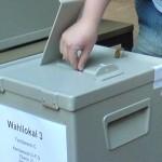 StuPa- und FSR-Wahlen 2014.