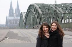 Ausflug nach Köln