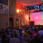 Das Wuppertaler Open-Air-Kino © Talflimmern