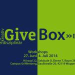 GiveBox >> Entschleunigt!