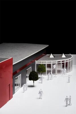 Theater am Engelsgarten © Wuppertaler Bühnen
