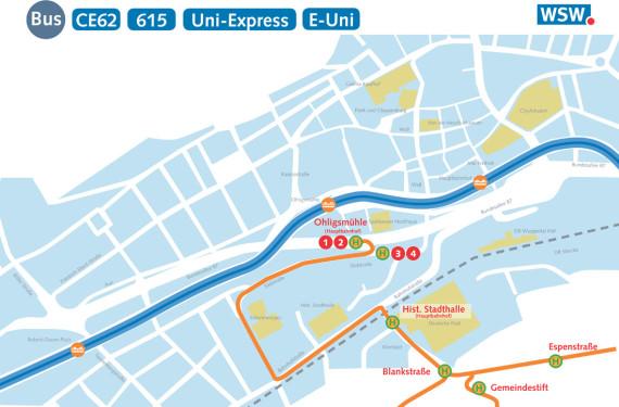 linienplan-uniexpress