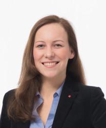 SPD-Stadtverordnete Maren Butz