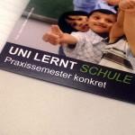 UNI LERNT SCHULE - Praxissemester konkret