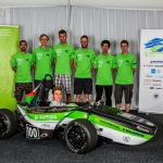 Fertig für das Rennen © Green Lion Racing Team