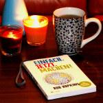Ein gutes Buch beim Tee genießen. © ack