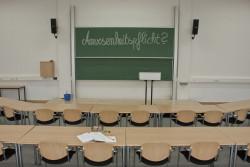 Laut Hochschulgesetz nur noch in wenigen Fällen eine Teilnahmevoraussetzung © vk