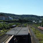 Auch am Bahnhof Steinbeck fährt am kommenden Wochenende kein Zug.