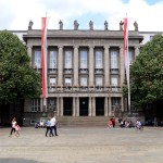 Rathaus in Wuppertal-Barmen © mw