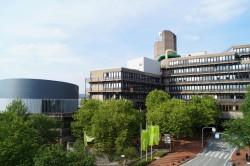 Gesetzlich unfallversichert an der BU Wuppertal © mw