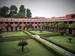 Die Arts Faculty der Delhi University © Julia Wessel