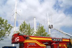 Die Windkrafträder – mehr Schein als Sein? © mw