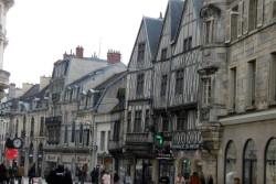 Die Dijoner Innenstadt © Catja Kremer