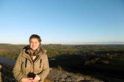 Catja ist für sechs Monate als Fremdsprachenassistenzkraft in Frankreich unterwegs © Catja Kremer