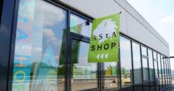 Der AStA-Schreibwarenladen in Gebäude ME © mw