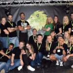 Das International Students Team Wuppertal © IST