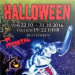 Halloween-Gruselwald im Ittertal