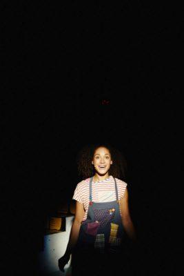 Dionne Wudu als Dorothy © Claudia Kempf
