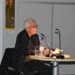 Bodo Kirchhoff in der Universitätsbibliothek © Pressestelle BUW