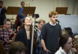 Orchesterprobe © Uwe Stratmann