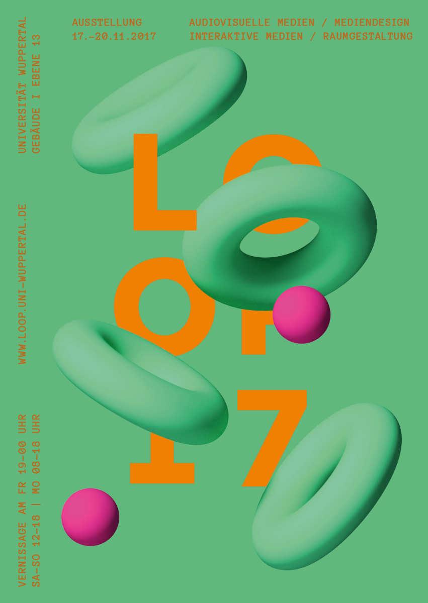 Loop 2017 designstudierende der bergischen universit t for Raumgestaltung uni wuppertal